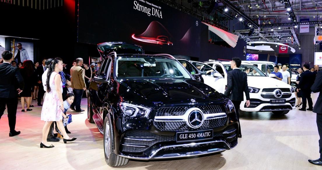 Tháng 9/2020: Mua xe Mercedes-Benz, nhận ưu đãi kép