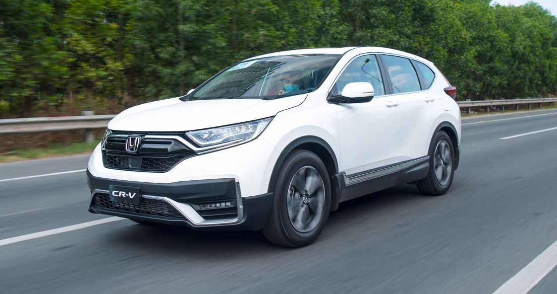 Honda CR-V lấy lại vị thế mẫu ô tô bán chạy nhất tháng của HVN