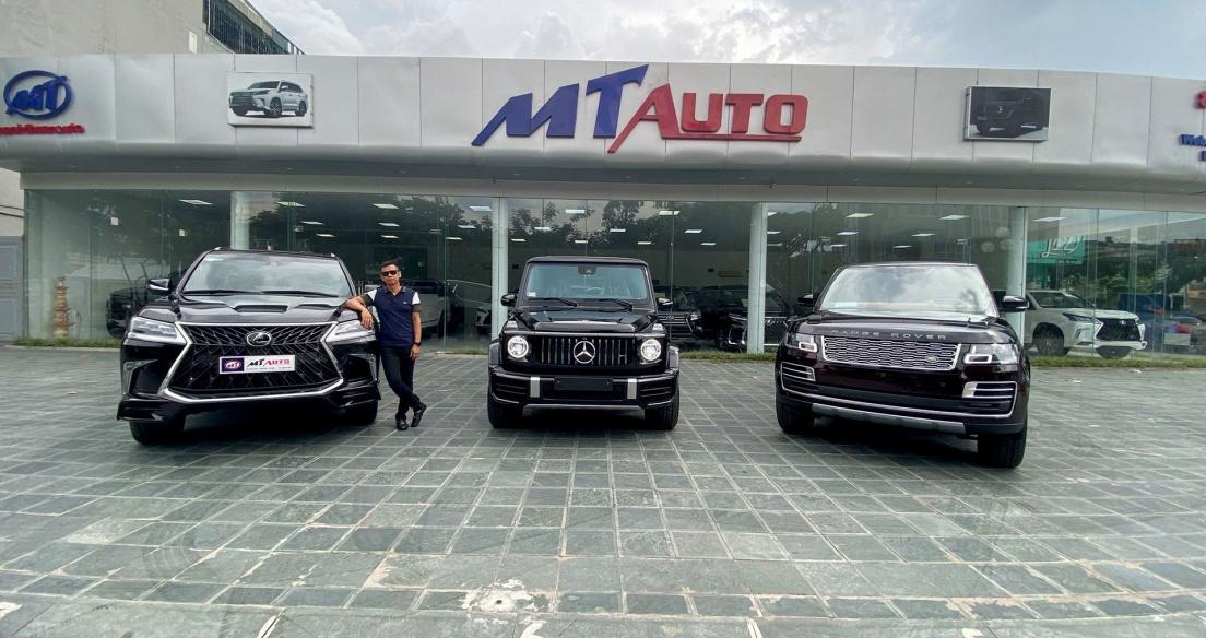 Top 3 mẫu xe hơn 10 tỷ các đại gia Việt ưa thích