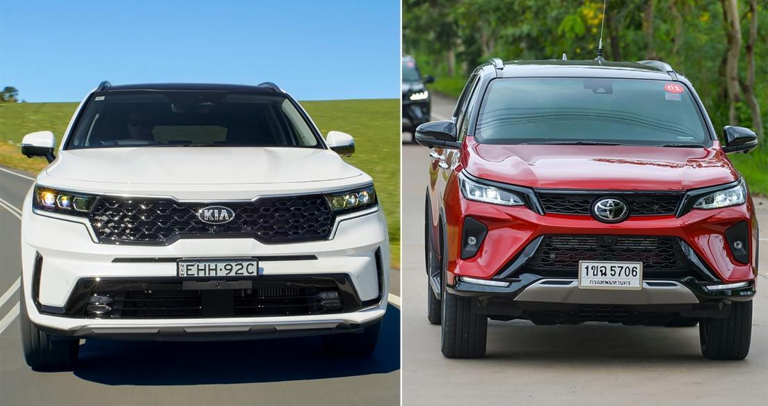 Bộ ba mẫu SUV 7 chỗ cực hot 'chạy đua' ra mắt tại Việt Nam