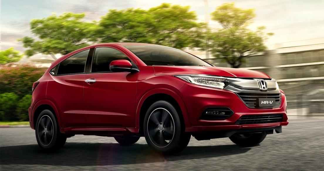 Honda HR-V 2020: Khơi nguồn cảm hứng chinh phục bất tận