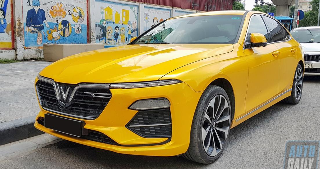 Sedan hạng D tầm giá 1 tỷ, VinFast Lux A vẫn bán chạy nhất trong tháng 8