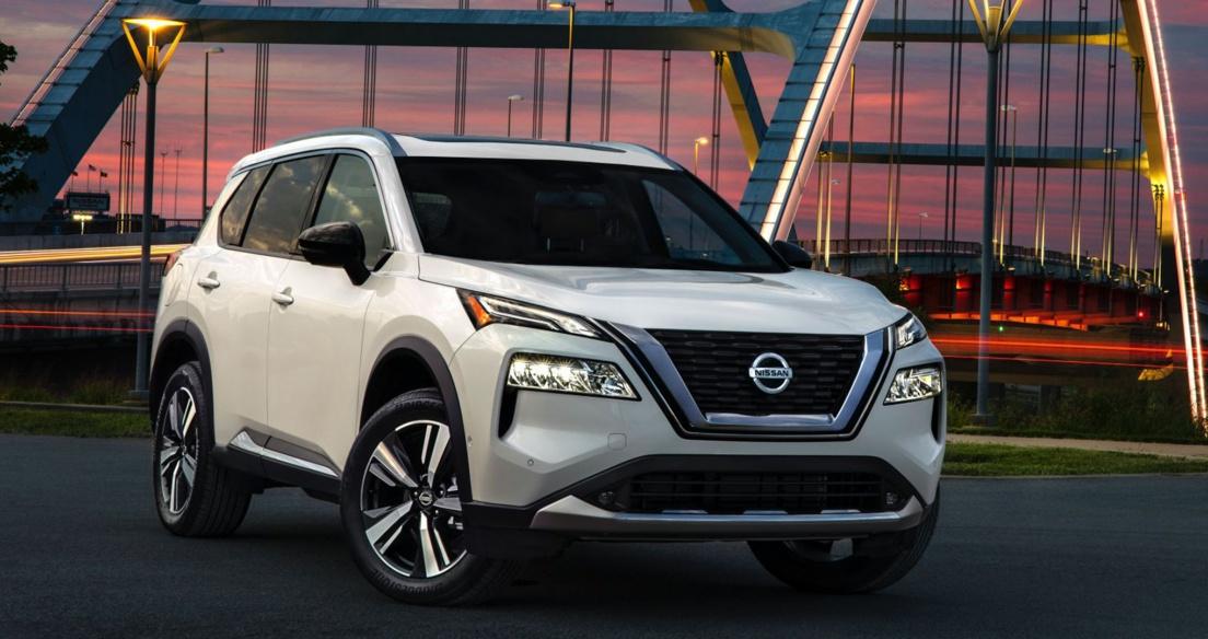 Nissan X-Trail hoàn toàn mới bắt đầu được sản xuất