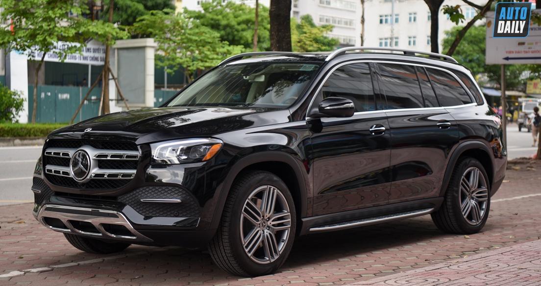 Chi tiết Mercedes-Benz GLS 450 4Matic 2020 nhập Mỹ giá hơn 6 tỷ
