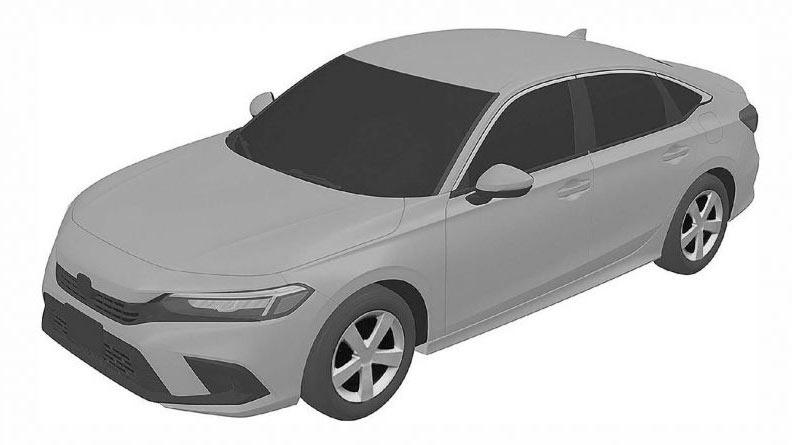 Honda Civic thế hệ mới lộ diện: Lột xác thiết kế,  thách đấu Mazda 3