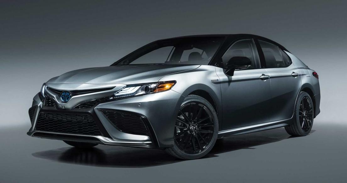 Toyota Camry thống trị phân khúc sedan tại Mỹ quý III/2020