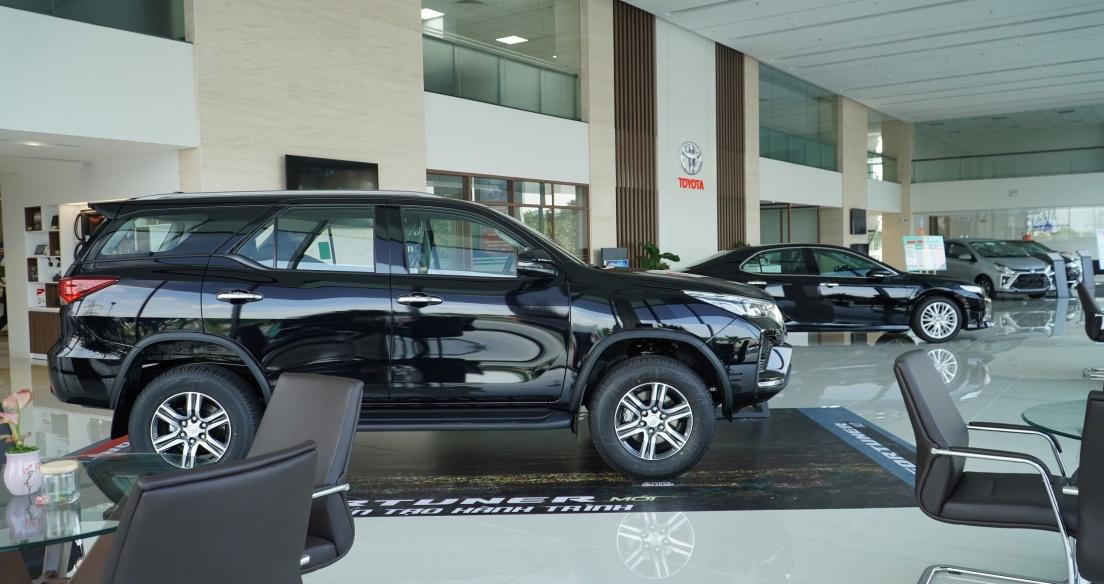 Khai trương đại lý Toyota IDMC Từ Sơn