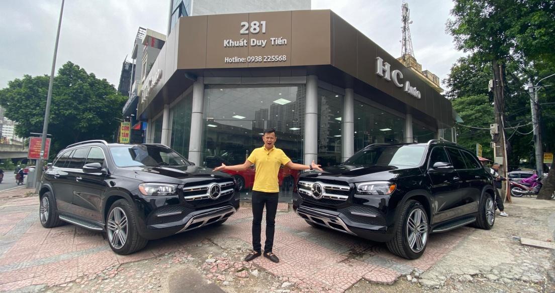 """Bóc tem Mercedes GLS 450 2021 """"option full kịch trần"""" mà chưa có xe nào có tại Việt Nam"""