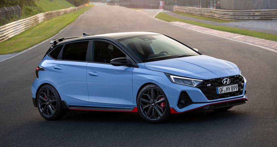 Hyundai i20 N 2021 ra mắt với hiệu suất ấn tượng, tuyên chiến Ford Fiesta ST