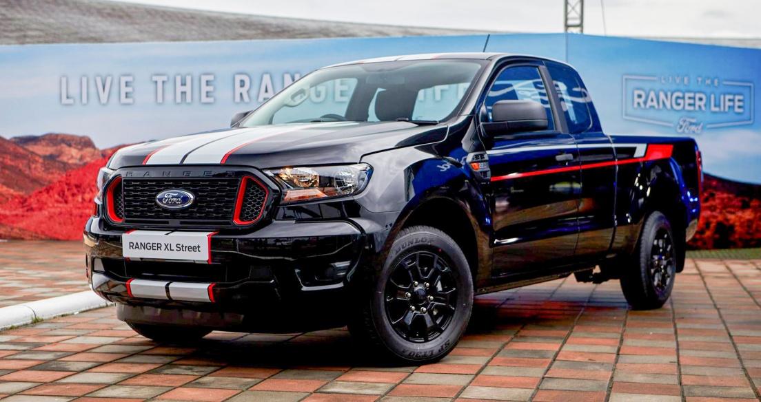 Ford Ranger 2021 ra mắt giá từ 21.490 USD, chờ ngày về Việt Nam