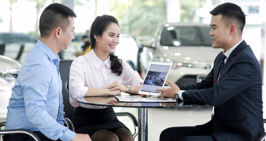 Chiến dịch chinh phục khách hàng We Care của các đại lý Toyota: Chăm sóc nhỏ - quan tâm lớn