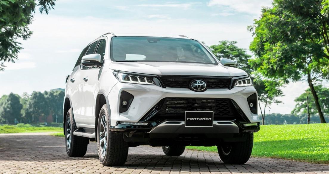 Tháng 10/2020: Toyota Việt Nam bán được gần 9.000 xe