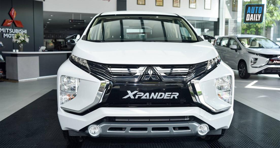 Mitsubishi Xpander bản nhập khẩu được hỗ trợ 50% phí trước bạ