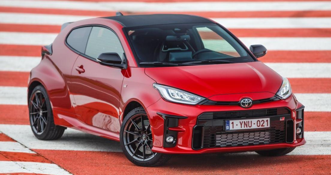 Toyota GR Yaris 2021 sẽ được bán tại Đông Nam Á, ra mắt vào tháng 12