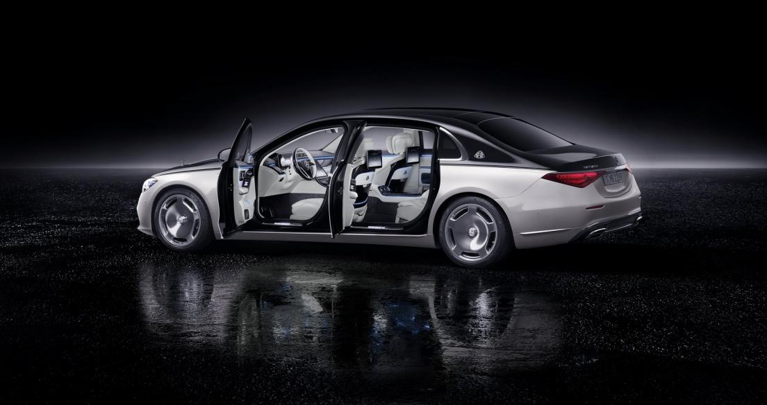 Những điều cần biết về nội, ngoại thất Mercedes-Maybach S-Class 2021