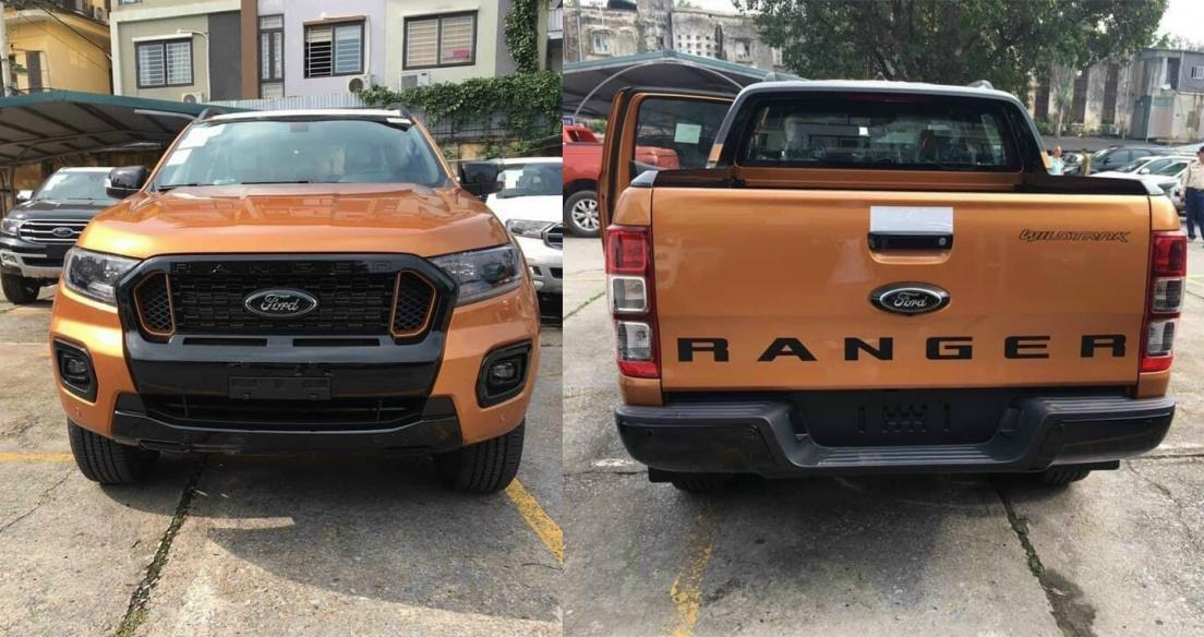 Ford Ranger và Everest 2021 đã có mặt tại Việt Nam