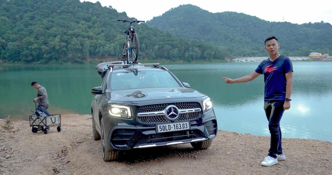 Trải nghiệm Mercedes GLB 200 AMG - Máy nhỏ nhưng đẳng cấp Đức