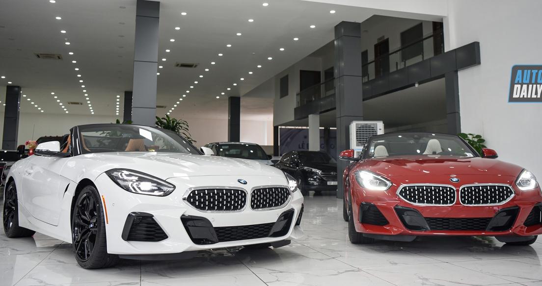Mui trần hạng sang BMW Z4 sDrive 30i 2020 về Việt Nam