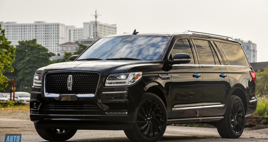 'Khủng long Mỹ' Lincoln Navigator L Black Label 2020 giá ngang LX570 tại Việt Nam