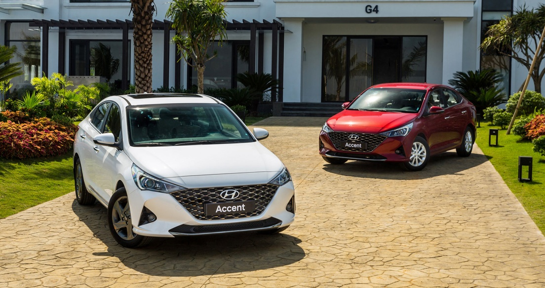 Hyundai Accent 2021 chốt giá từ 426 triệu
