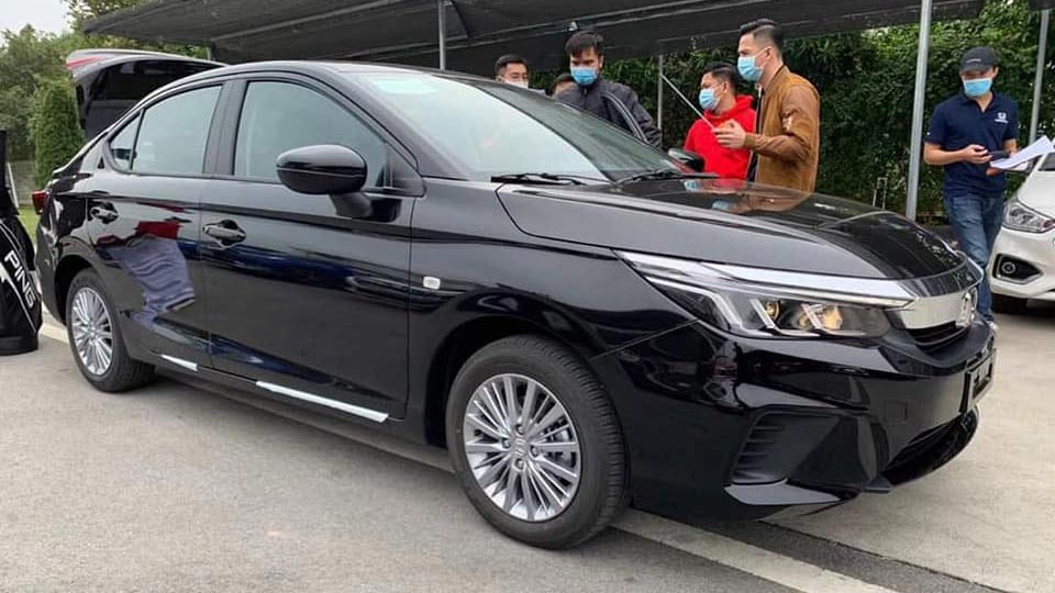 Chiều nay, Honda City 2021 ra mắt tại Việt Nam
