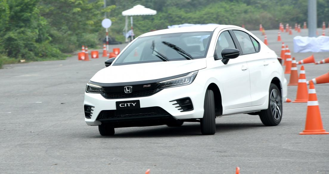 Đánh giá nhanh HÀNG NÓNG Honda City RS 2021