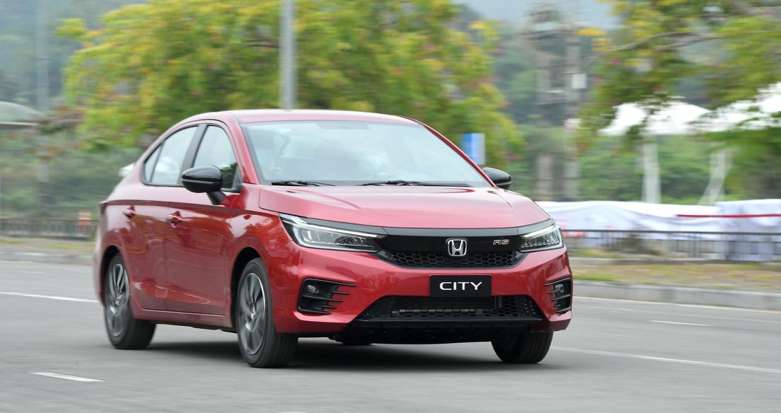 So sánh giá lăn bánh của Honda City 2021 với Hyundai Accent 2021 và Toyota Vios