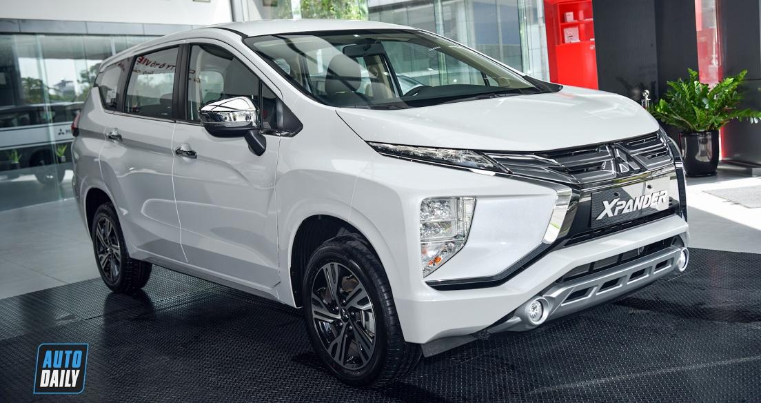 Đạt doanh số khủng, Mitsubishi Xpander được ưu đãi hấp dẫn dịp cuối năm