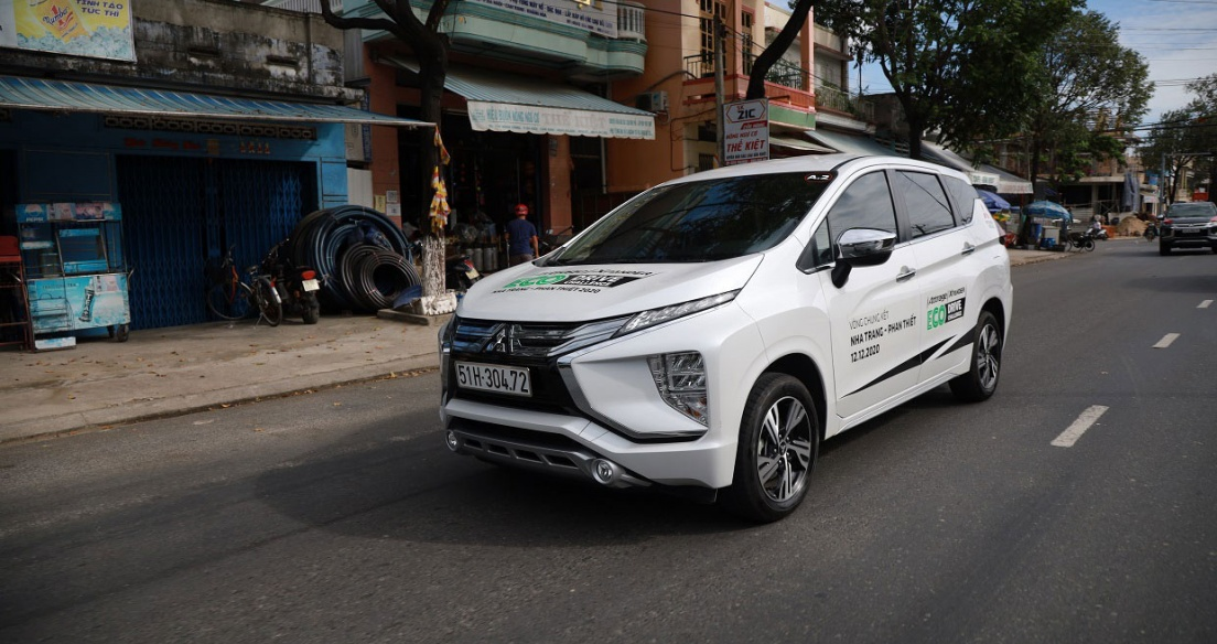 Eco Drive Challenge 2020: Mitsubishi Xpander và Attrage lập kỷ lục tiêu thụ nhiên liệu mới