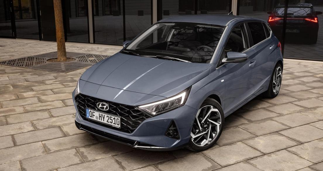 Hyundai i20 2021 LỘT XÁC - Chi tiết nội thất, ngoại thất, chờ về Việt Nam