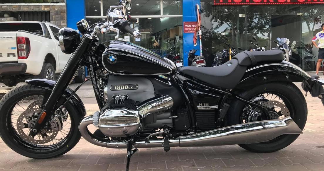 BMW R 18 First Edition đầu tiên về Việt Nam