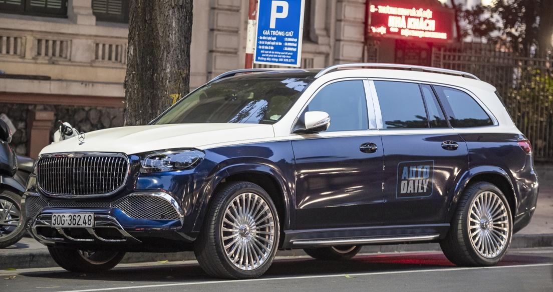 Mercedes-Benz GLS 450 4Matic gần 5 tỷ biến hoá thành GLS Maybach hơn 18 tỷ