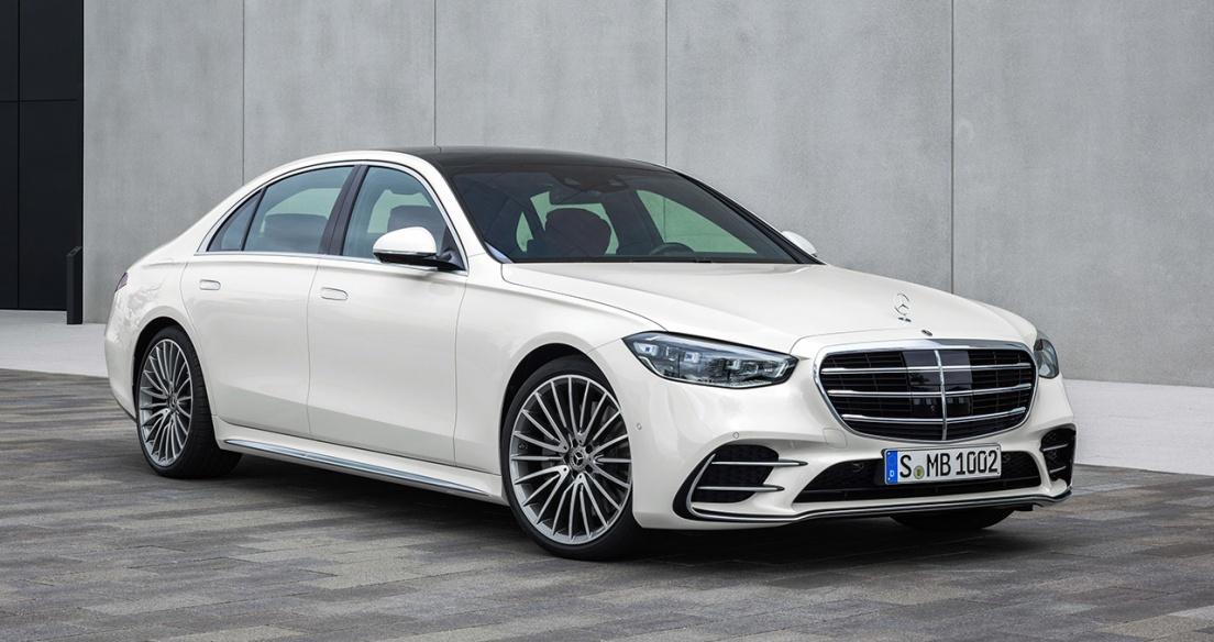 'Vua doanh số' xe sang 2020 tiếp tục gọi tên Mercedes-Benz