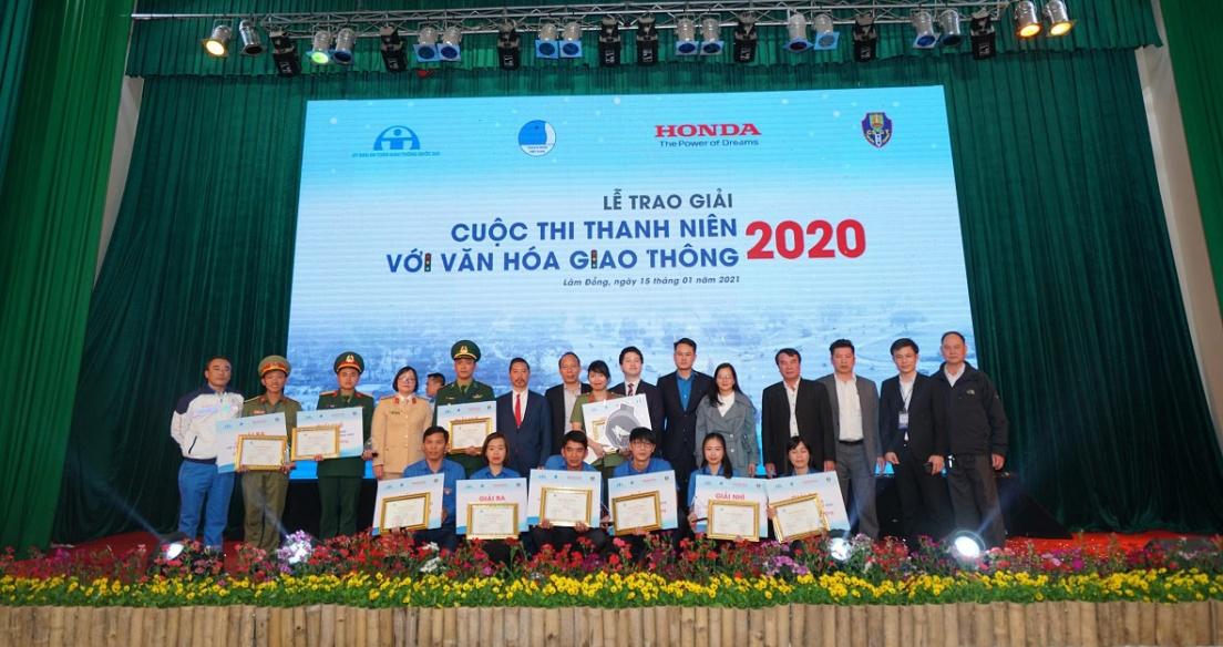 """Chung kết cuộc thi """"Thanh niên với Văn hóa giao thông"""" năm 2020"""
