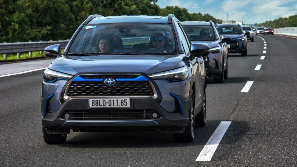 Toyota và những nỗ lực thay đổi về chất để chinh phục khách hàng Việt