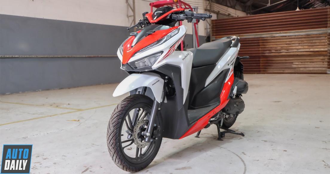 Chi tiết xe tay ga Honda Vario 150 CBS 2020 đầu tiên tại Việt Nam