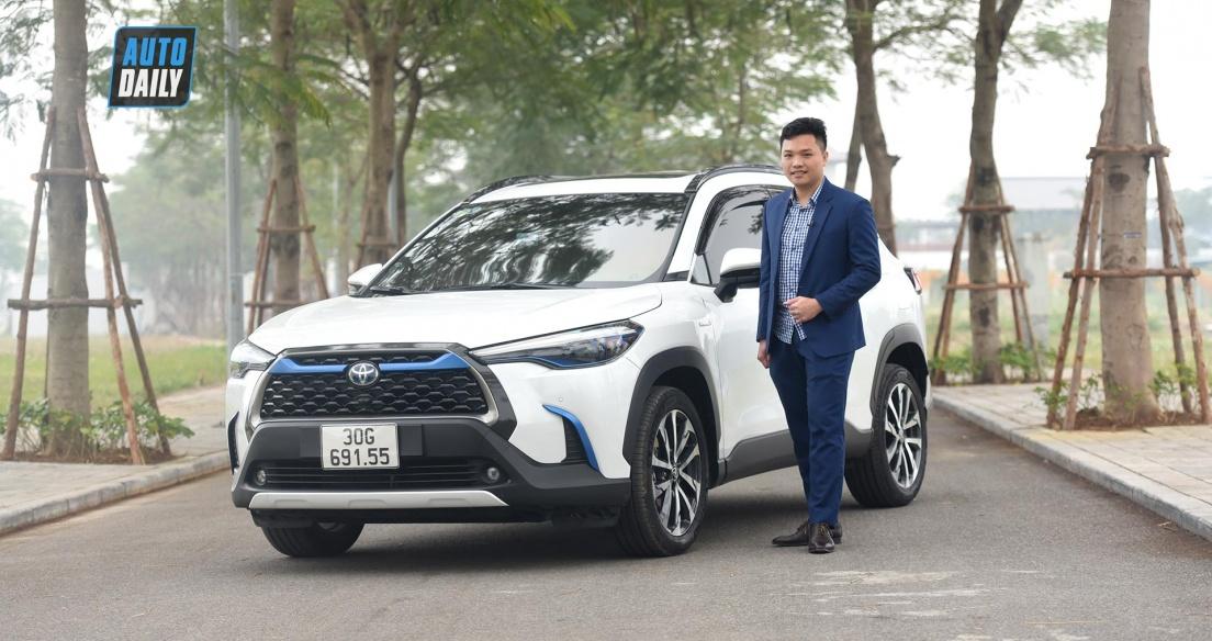 Người dùng đánh giá Toyota Corolla Cross 1.8HV: Mẫu SUV đô thị vượt trên sự mong đợi