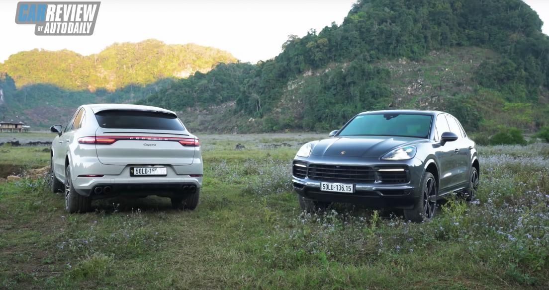 Porsche Cayenne và Cayenne Coupe: SUV thể thao cho người thích sự khác biệt