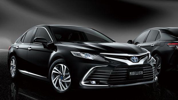 Toyota Camry 2021 được bổ sung kit Modellista và GR Parts cực chất