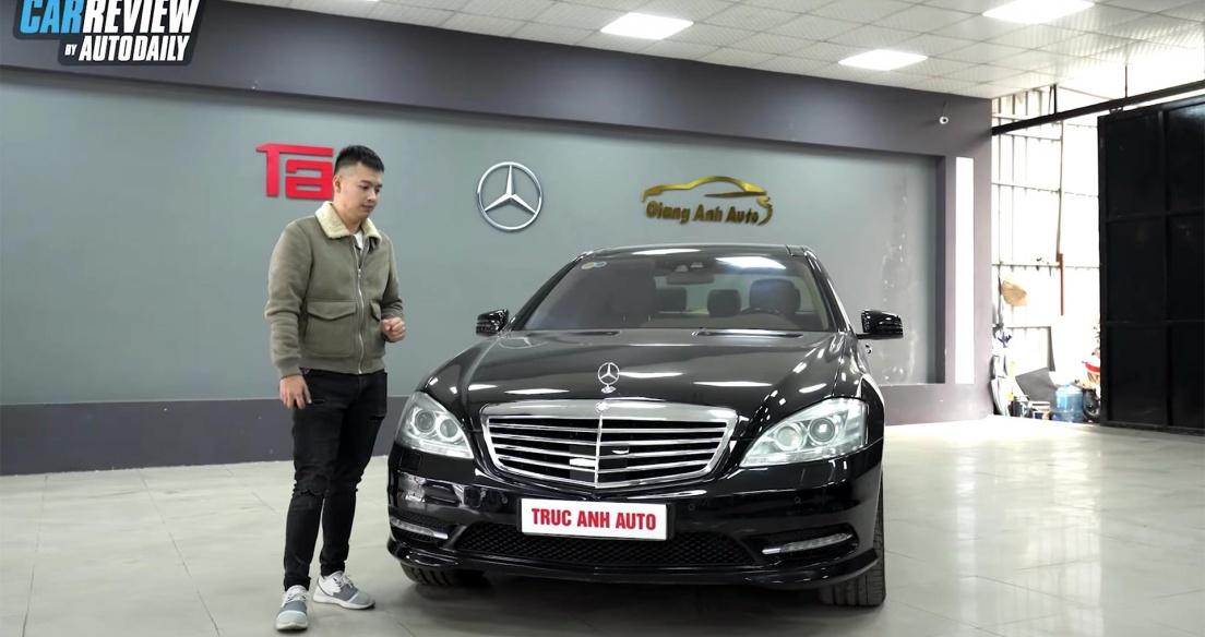 1,3 tỷ đồng, nên mua Mercedes S500 cũ 10 năm tuổi hay Toyota Camry mới