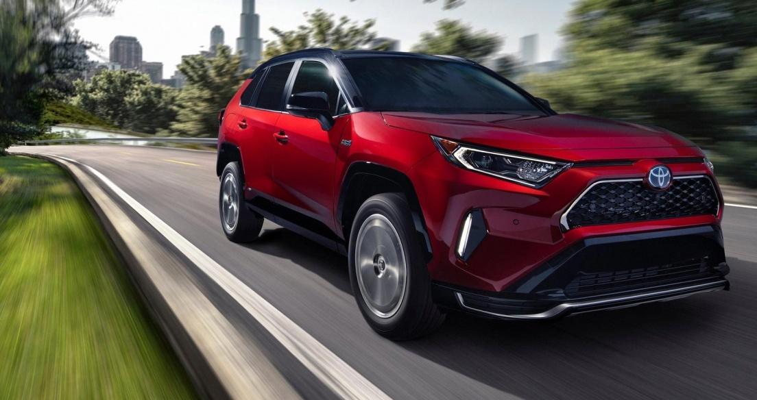 Toyota là thương hiệu xe được tìm kiếm nhiều nhất trên toàn cầu 2020