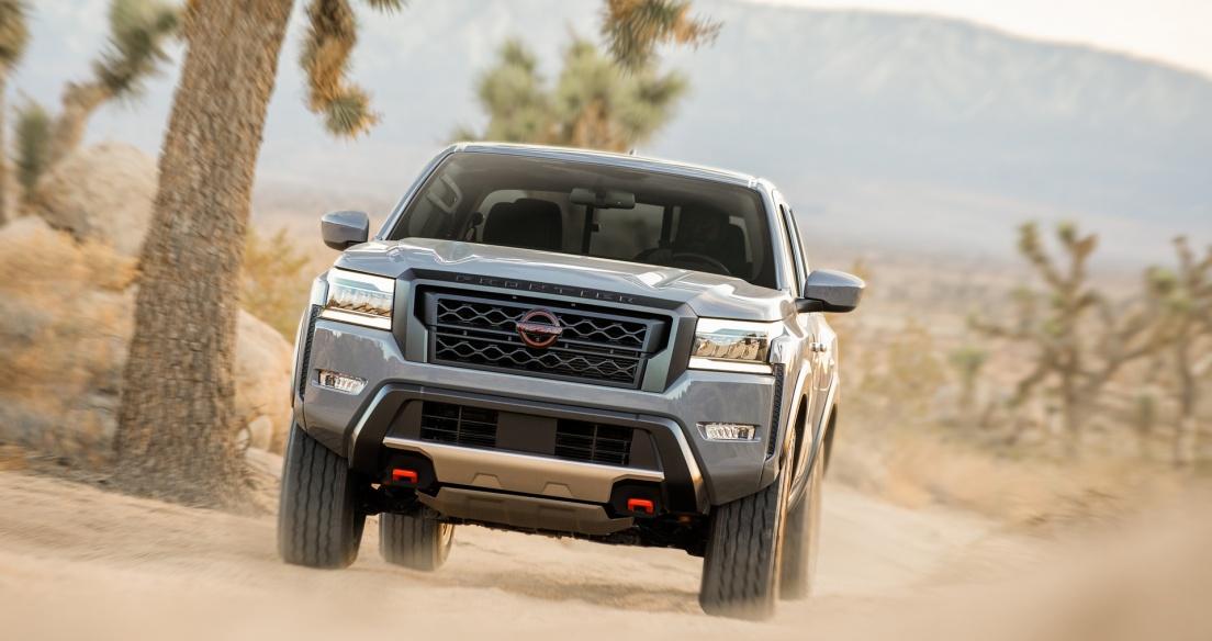 Nissan Frontier 2022 - Lột xác ngoạn mục