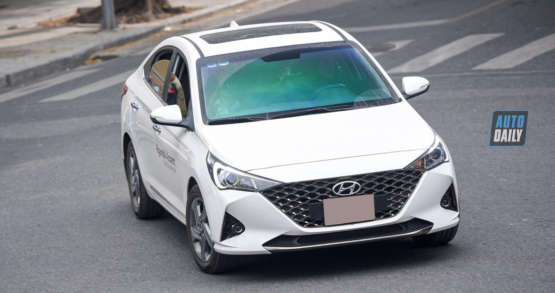 Hyundai Accent, Honda City bán chạy hơn Toyota Vios tháng 1/2021