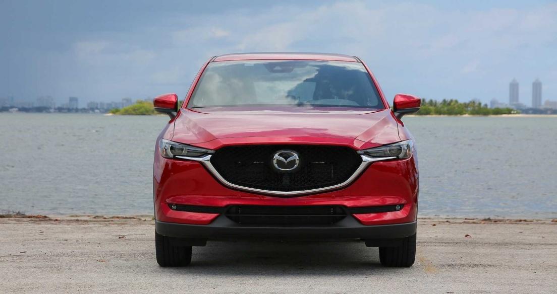 Mazda CX-5 vượt xa doanh số của Hyundai Tucson và Honda CR-V trong tháng 1