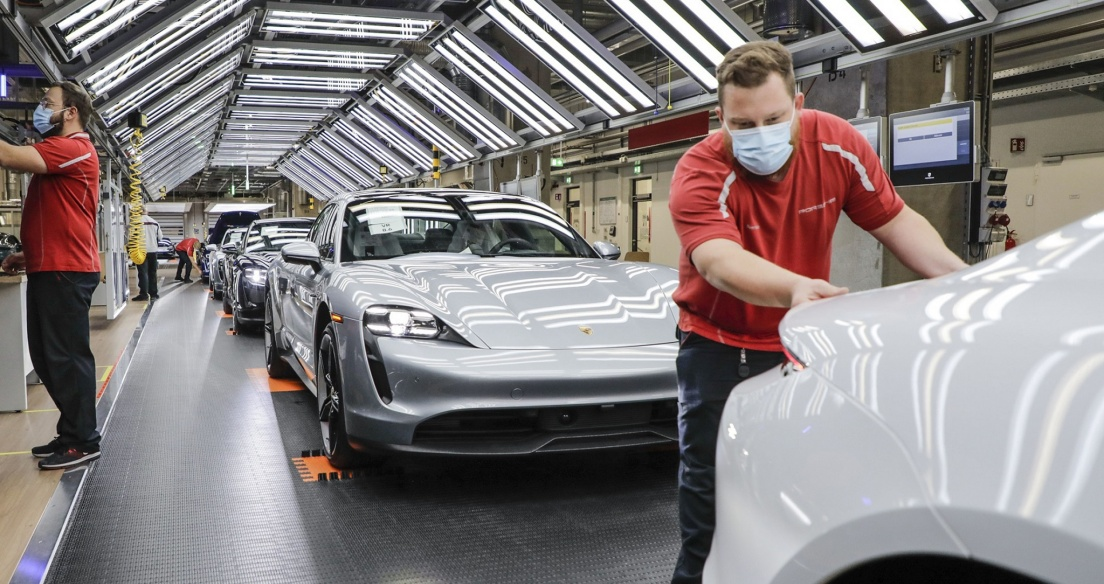 Porsche nói không với việc mở nhà máy tại Trung Quốc