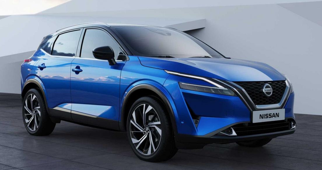 Nissan Qashqai hoàn toàn mới ra mắt, thiết kế sắc sảo, hiện đại