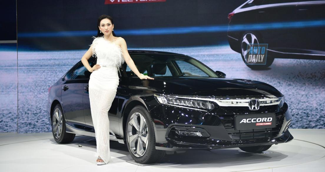 Honda Accord và City 'bội thu' giải thưởng an toàn của ASEAN NCAP