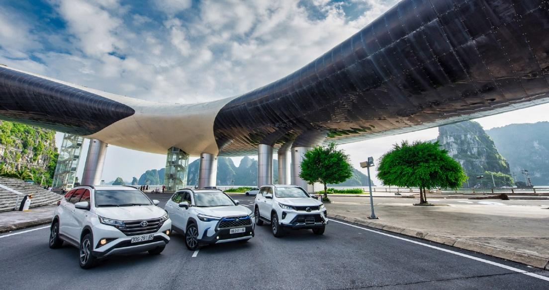 Tháng 1/2021: Toyota Việt Nam đạt doanh số hơn 4.500 xe