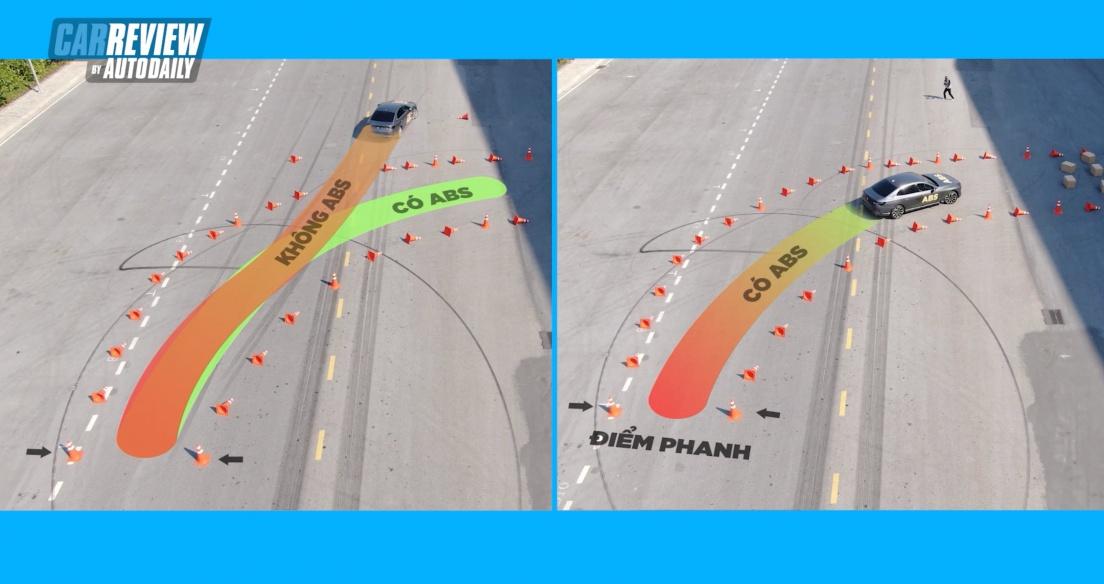 Teaser chương trình thử nghiệm hệ thống an toàn trên xe ô tô VinFast