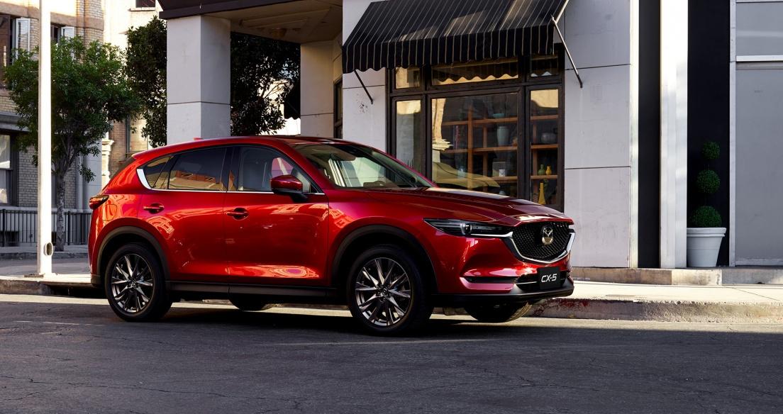 Top xe an toàn nhất năm 2021: Mazda CX-5, Toyota Camry, Kia Sorento góp mặt